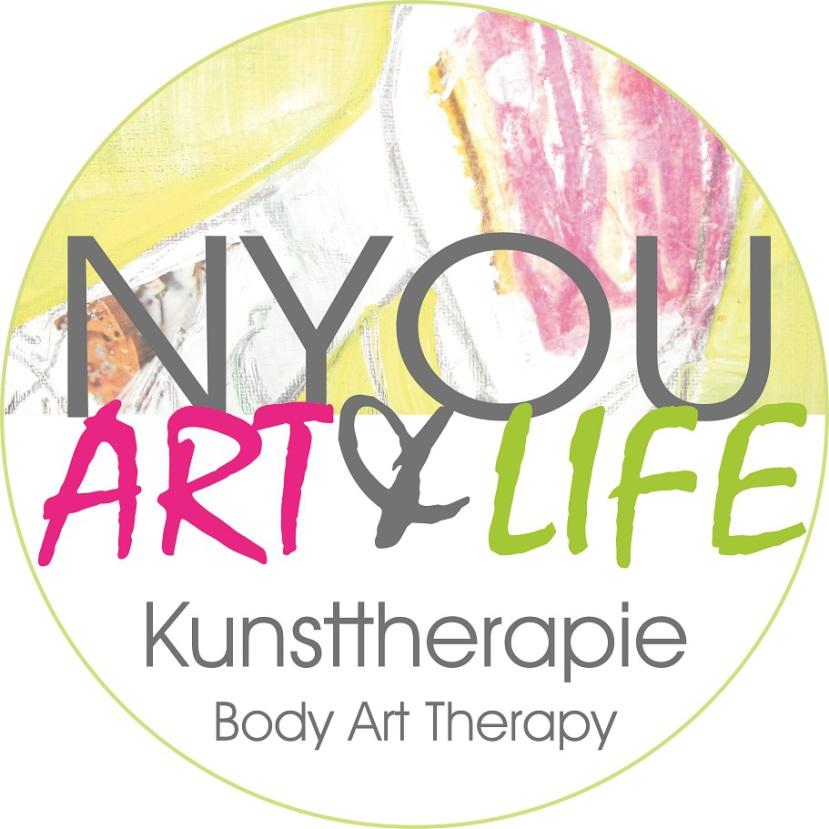 Kunsttherapie - Body Art Therapy - Kunstmagische Heilwege